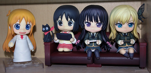 random nendo crowd