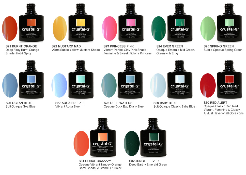S range full bottle with nail color chart_2