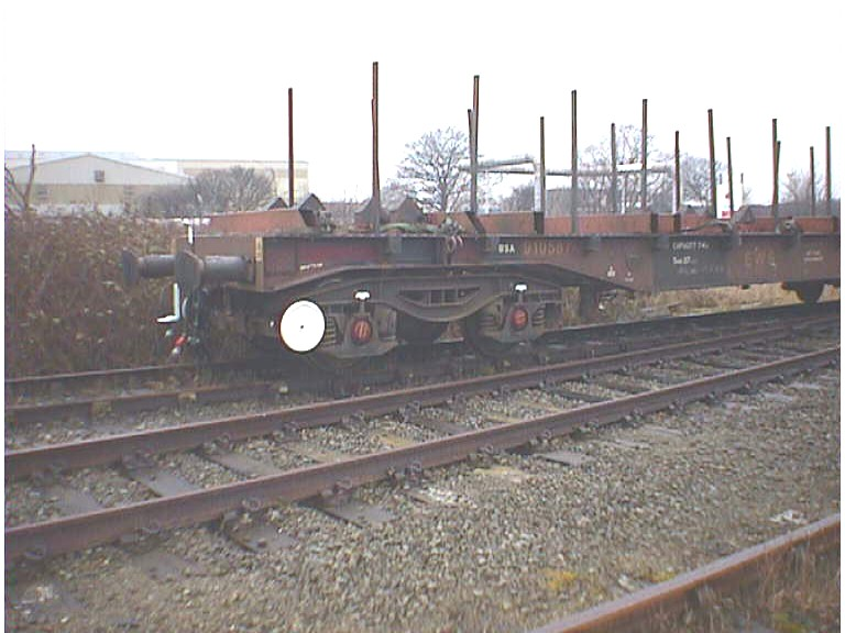 BSA 910587 Immingham Carriage and Wagon