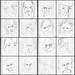 60 second portraits ~ VIII by Gila Mosaics n'stuff