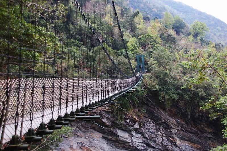山風一號吊橋 1
