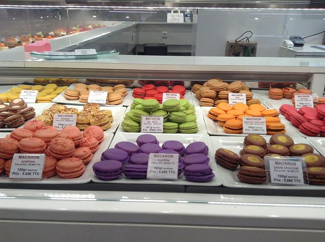 Macarons - Les Halles de Lyon Paul Bocuse