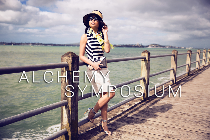 Mimco Campaign The Alchemy Symposium
