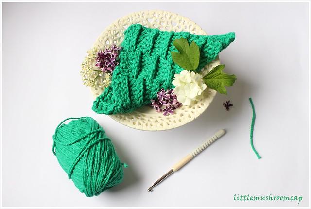 textures _ crochet _handmade photograph