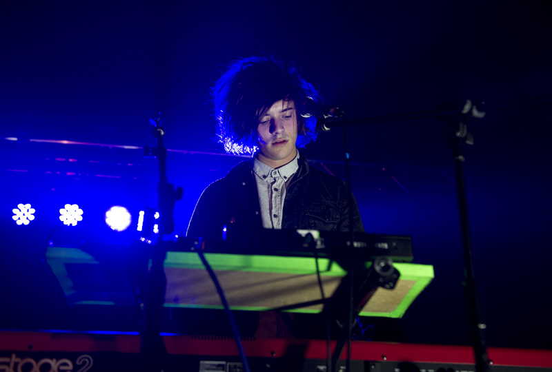 London Grammar in concert - Birmingham