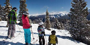 Kids Ski Free at Winter Park