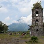 Imagem de Cagsawa Ruins.