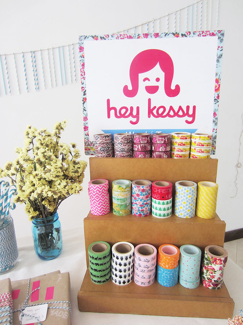 Hey kessy washi tape arts and crafts in manila for Arts and crafts fairs