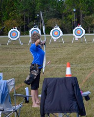 2013 Senior Games - Archery