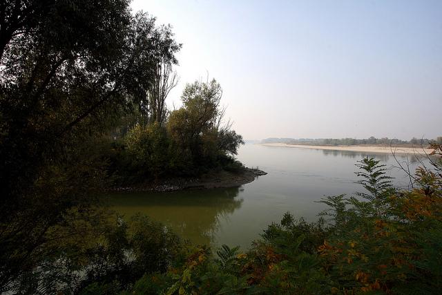 5. El río Po en Brescello. Autor, Turismo Emilia Romagna