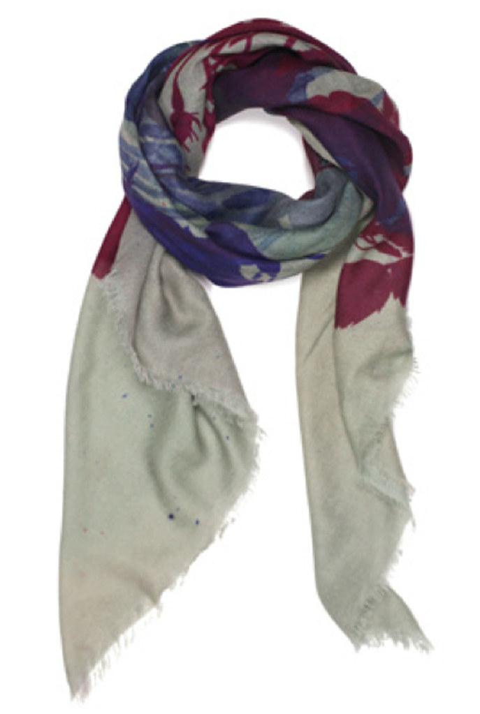 Enchanted  Cashmere Scarf
