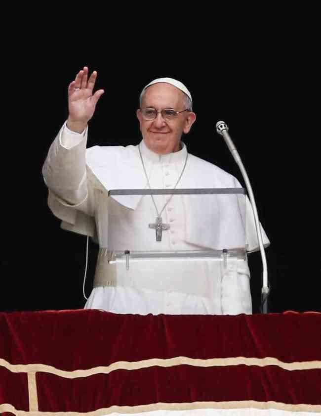 Đức Thánh Cha Kêu Gọi Cầu Nguyện Cho Siria, Irak Và Venezuela