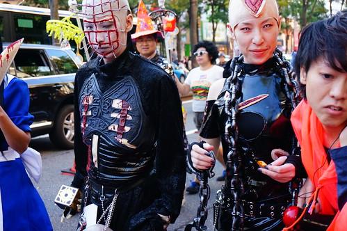 Kawasaki Halloween Parade 2013 107