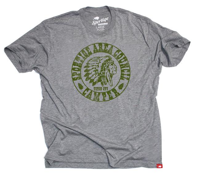 Sportiqe COMFY Camper T-Shirt