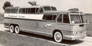 1956 Geyhound Scenic Cruiser