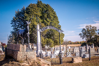 Spann Methodist Church Cemetery