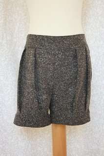 Tweed Finch Shorts