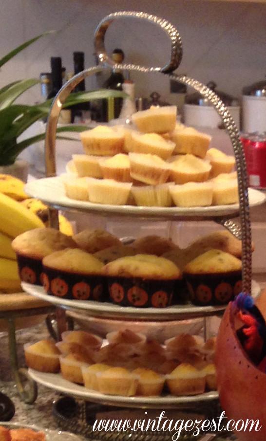 Golden Sweet Cornbread Mini Muffins 1