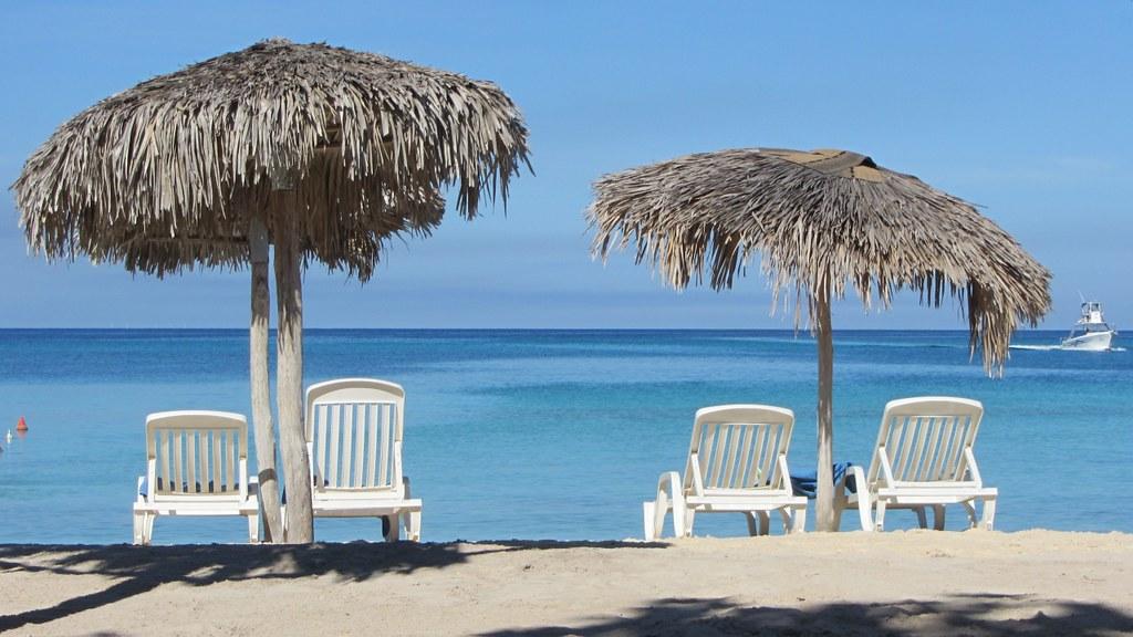 Cuba, Beach.