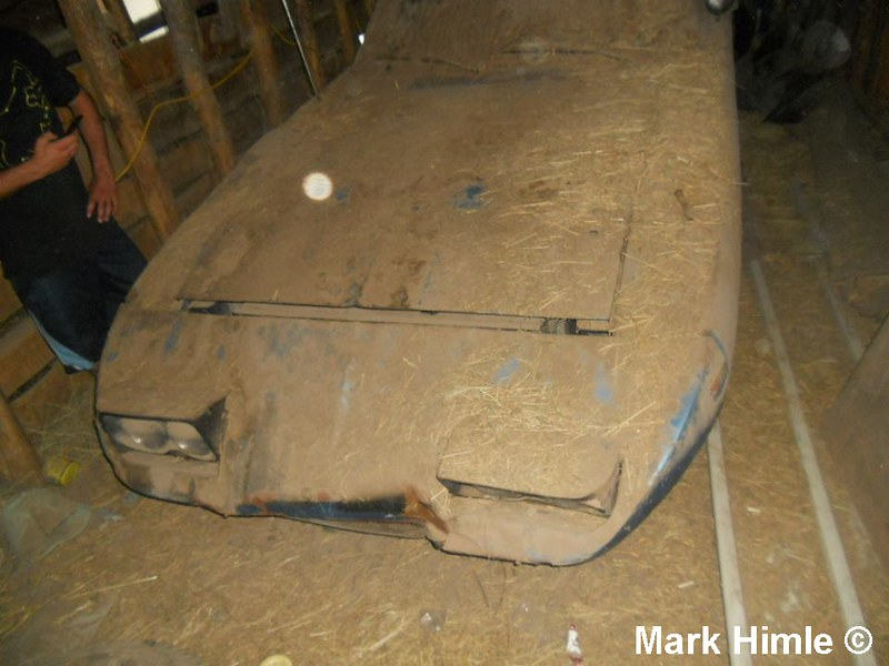 State Farm Windshield Replacement >> 70 Superbird Buried in a Barn (really buried)