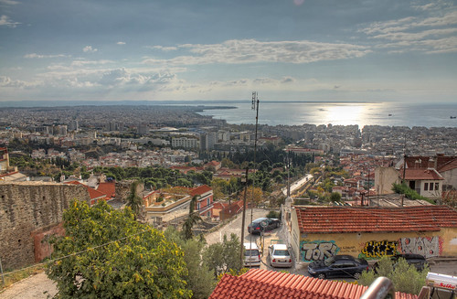 canon landscape view greece thessaloniki hdr thessalonika salonika 3xp photomatix t2i