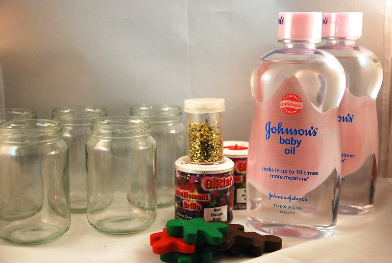 Easy christmas crafts archives life made full for Easy homemade christmas snow globes