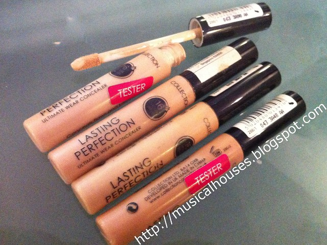 Collection Cosmetics Lasting Perfection Concealer