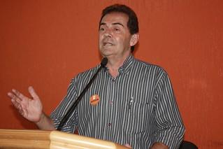 O deputado federal Paulo Pereira da Silva, o Paulinho da Força, presidente nacional da legenda
