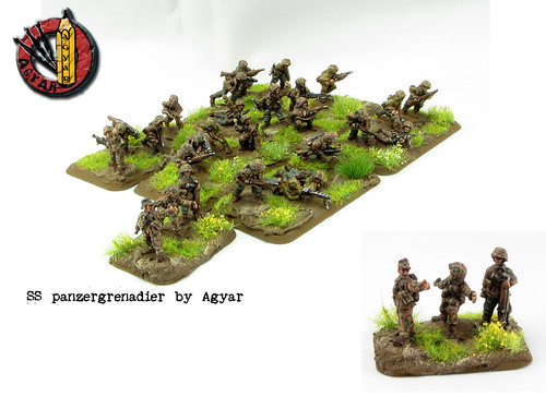 SS panzergrenadier by Agyar_81