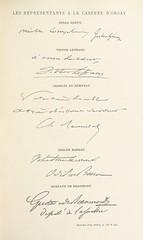 """British Library digitised image from page 55 of """"Histoire d'un Crime.-Déposition d'un Témoin. (Album de fac-simile d'autographes et de portraits, dressé par E. Charavay.)"""""""