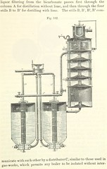 """British Library digitised image from page 699 of """"Coal-tar and Ammonia. Being the second and enlarged edition of 'A treatise on the distillation of Coal-tar and Ammonical Liquor.'"""""""