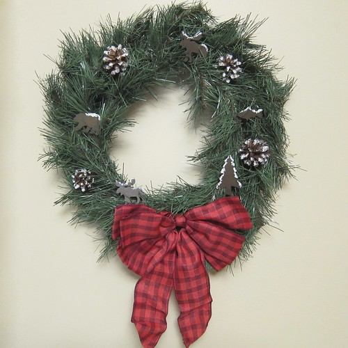 North Woods Wreath