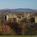 Ludlow Castle from Whitecliffe Common..