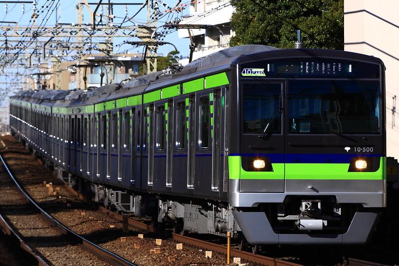 Toei 10-300 series 10-500F