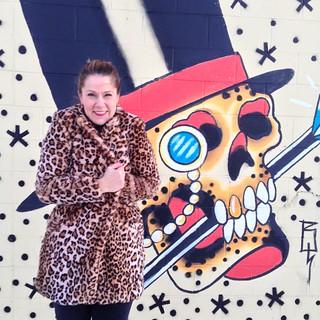Zara leopard coat 5