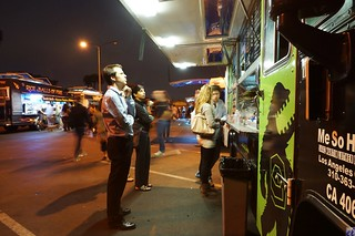 Body Language #2 (Marina del Rey food trucks)