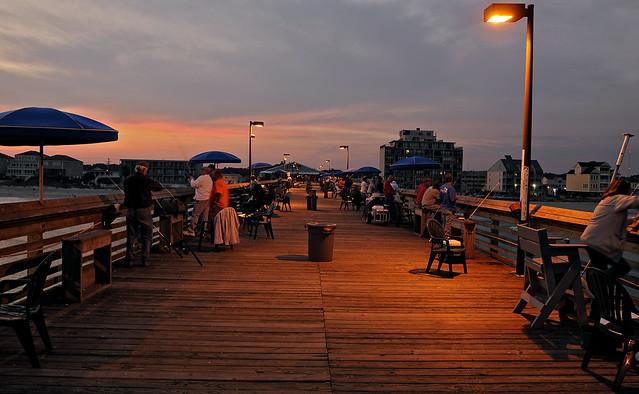 The Pier At Garden City Beach Flickr Photo Sharing