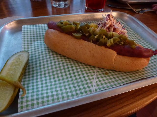 Jamie's Diner Dec 2013