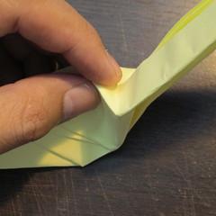 วิธีการพับกระดาษเป็นรูปหงส์ 018