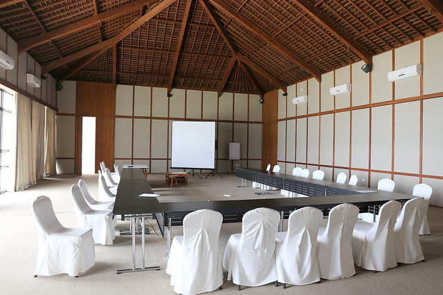 Convention and meeting facilities at Montigo Nongsa Batam