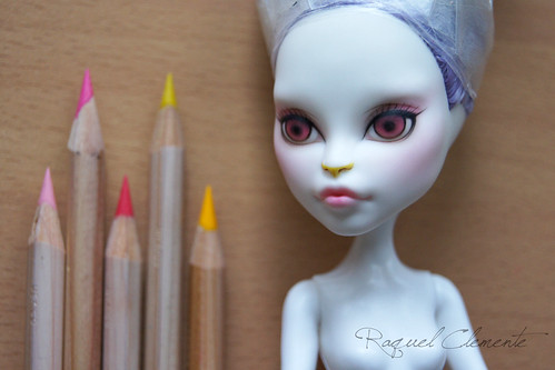 OOAK Monster high Catrine