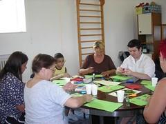grup interactiune domiciliu parinti-copii