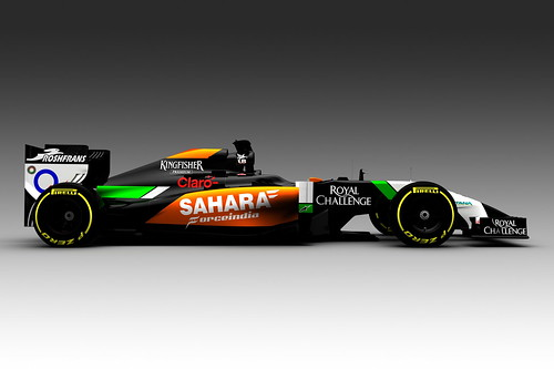 ©Force India