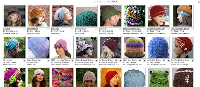 842031a0ea5 Bev s Country Cottage is another treasure trove of free patterns for  charity knitting and has a section devoted to knitting and crocheting for  cancer ...