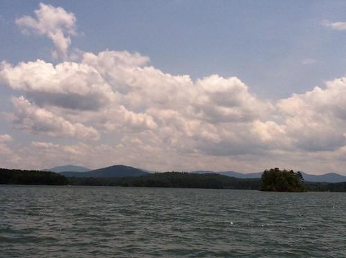 vacation lake