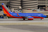 Southwest Airlines Boeing 737-700 N457WN KPHX 25MAR12