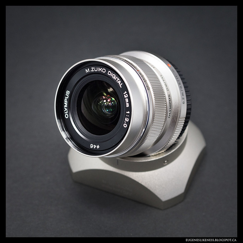 M. Zuiko 12mm f/2 and Pana-Leica 25mm F1.4 for sale