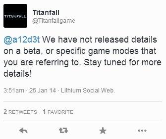 Бета-тест Titanfall