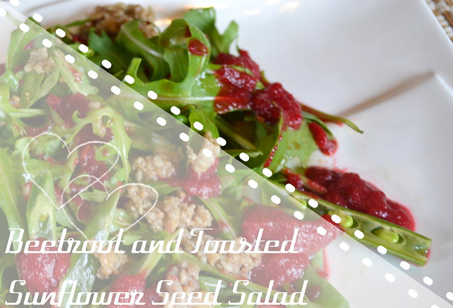 Beetroot Salad Title