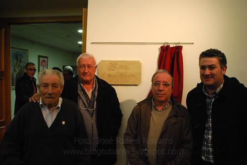 Homenaje a Pepe Garrido